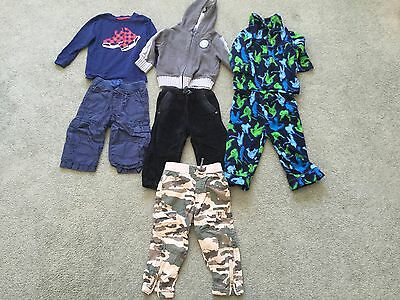 Baby Boy Clothes Bundle (12 months, 2T, 3T)