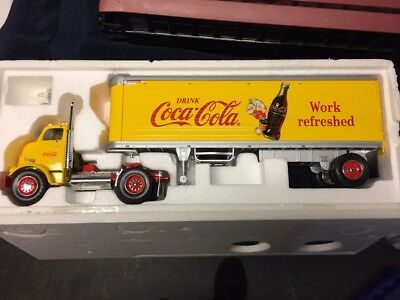 Ertl Coca-Cola 1954 GMC Truck 1/25 1/24 Scale Coke NEW Die-cast G Scale