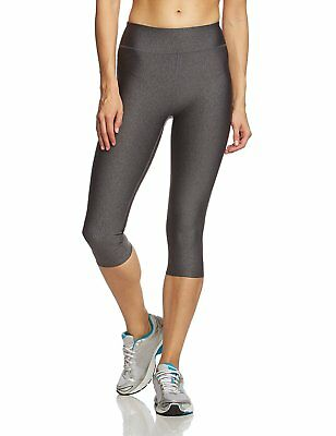Under Armour Women's HeatGear Armour Capri, Compression Tights(090) Medium
