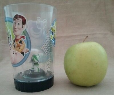 Disney Pixar Toy Story plastic novelty toy drinking tumbler cup 250ml