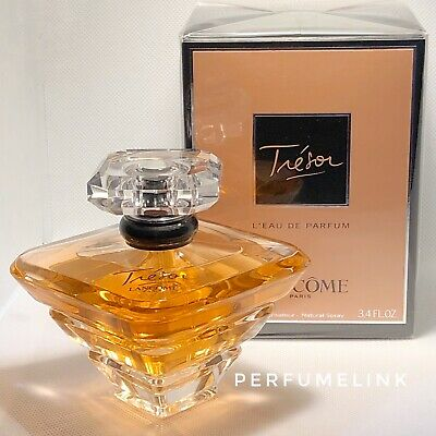 LANCÔME TRESOR 100ml Eau De Parfum Spray Women's Perfume Sealed Box(100% Genuine