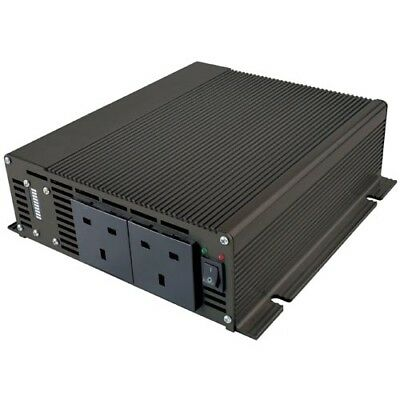 New! RINVM1024 RING POWER SOURCE PRO 1000 WATT 24V 230v MODIFIED SINE INVERTER