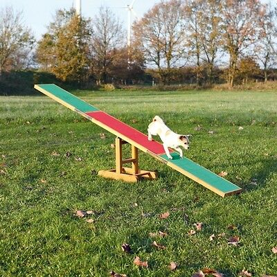 Trixie Dog Activity Agility Wippe, 300 x 54 x 34 cm, UVP 125,00 EUR, NEU