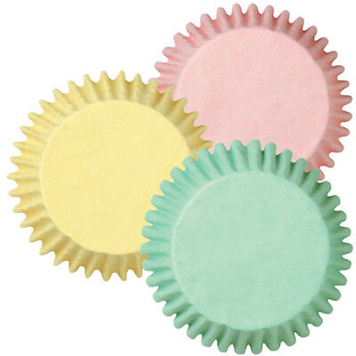 Mini Pastel Cupcake Baking Cup Liners, 100 Count by Wilton