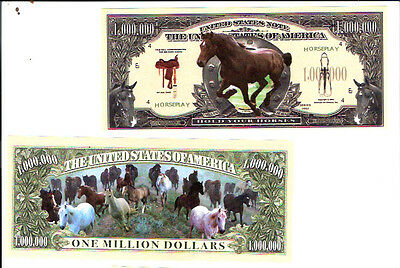 Dollar HOLD YOUR HORSES USA