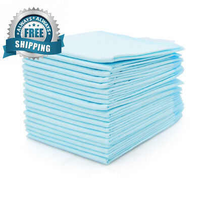 OBloved Baby Changing Pad, 20Pack Disposable Portable Diaper Table & Mat,...