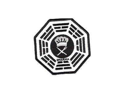 Lost Aufnäher Logo Dharma initiative Station Cafeteria Dharma Station Patch