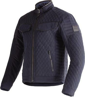 Triumph Barbour Quilted Motorcycle Jacket D30 Armour Waterproof