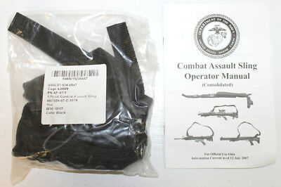 3 Point Combat Assault Sling NEW IN PACKAGE LOOK!!!