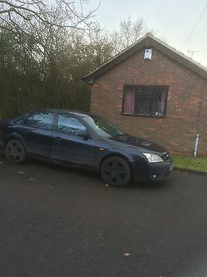 Ford Mondeo Zetec S 2.5 V6 2002 Parts Available