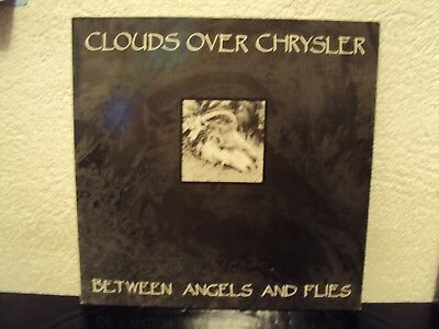 CLOUDS OVER CHRYSLER - Between angels and flies