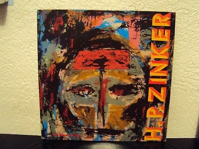 H.P. ZINKER - ... and there was light