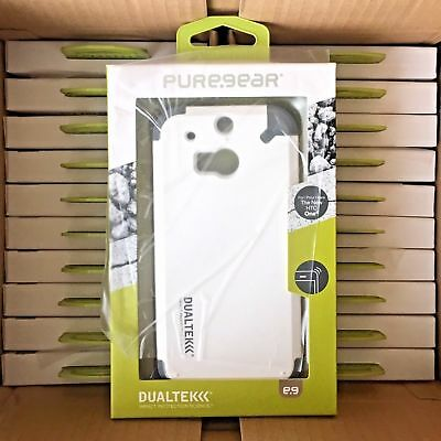 Wholesale Lot (100) Extreme Shockproof Hybrid Rubber Case Cover for HTC One M8