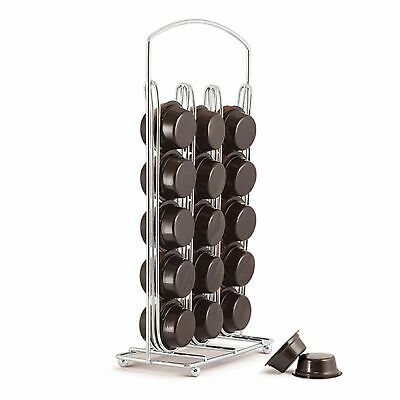 NEW WILTSHIRE LAVAZZA A MODO MIO COFFEE CAPSULE HOLDER 30 Stand Storage Rack Pod
