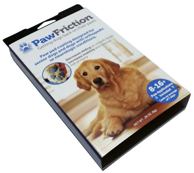 PawFriction - Paw Pad Traction - Increase Your Dog's Quality Of Life - New 2017