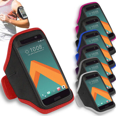 Premium Armband For HTC 10 Gym Sports Running Jogging Exercise Workout Holder