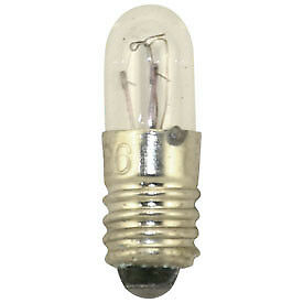 REPLACEMENT BULBS FOR JKL 259 1.58W 6.30V 10