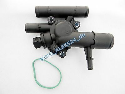 Thermostat Housing with Thermostat 89°C + GASKET RENAULT TRAFFIC II Master II