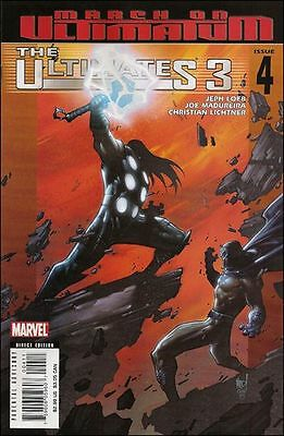 Marvel Comics The Ultimates 3 4 NM-/M 2007