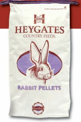 Heygates Country Feeds Rabbit Pellets with Coccidiostat 20kg + scented shavings