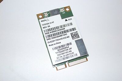 Dell 3G Cellular WWAN 0269Y DW5630 Qualcomm Gobi Mini PCI-E E6420 ATG
