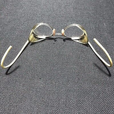 Safety Glasses Side Shields Goggles Saniglass Antique Motorcycle Steampunk