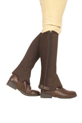 Dublin Adults Easy Care Half Chaps
