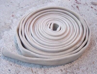"24' Fire hose  1 3/4"" FLAT (no couplings) boat dock edging/bumpers"