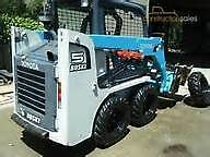 2.0 Tonne Skidsteer/Bobcat Toyoya 4SDK5 - $250, Delivery available