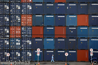 Shipping Containers 40 Foot- Csc Plated Cargo Grade- Containers Felixstowe