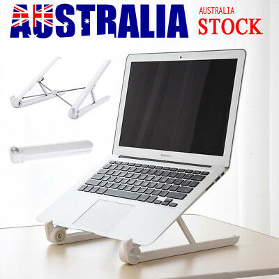 AU NEXSTAND Adjustable Folding Laptop Notebook Table Desk Stand Mount Holder X1