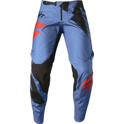 NEW Shift 2017 3LACK Mainline Blue Pants from Moto Heaven