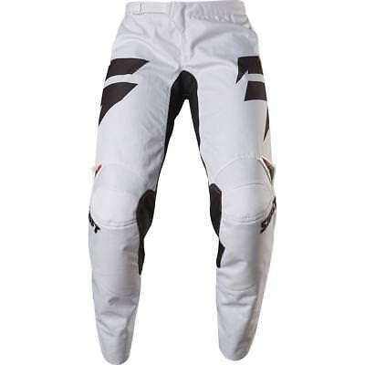 NEW Shift 2017 WHIT3 Ninety Seven White Pants from Moto Heaven