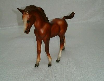 Vintage Breyer Red Chestnut Arabian Foal