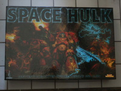 Games Workshop Space Hulk 2009