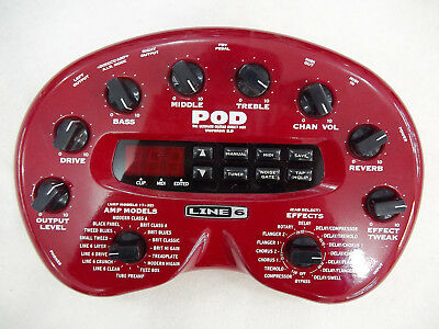 POD Line 6 - Ultimate Guitar Direct Box Version 2
