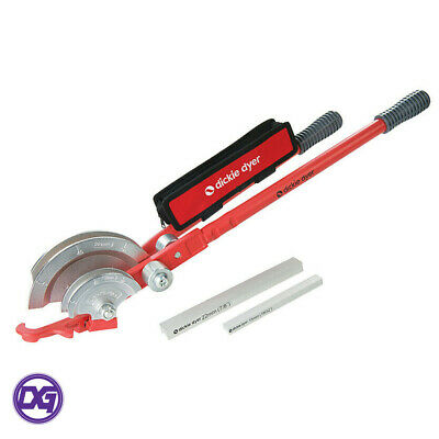 Dickie Dyer Heavy Duty Pipe Bender Kit - Includes Guides and Pouch