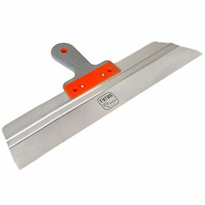 """Stainless Taping, Filling Knife. Drywall Plastering Rendering Spatula, 450(~18"""")"""