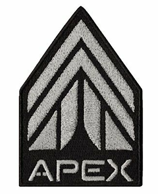 Dark Horse Deluxe Mass Effect Andromeda Apex Embroidered Patch