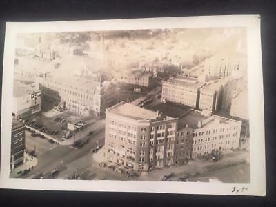 1929 State Tower Building Syracuse NY Vintage Original Percey Sperr Photo T68