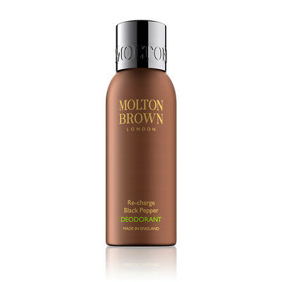 Molton Brown Re-Charge Black Pepper Deodorant (150ml) Free Delivery
