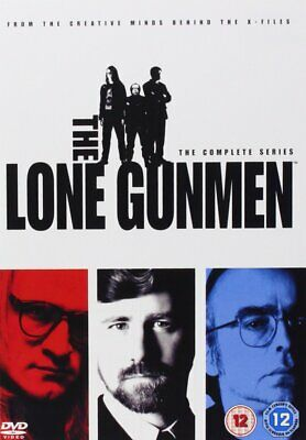 The Lone Gunmen: The Complete Series [2001] (DVD)