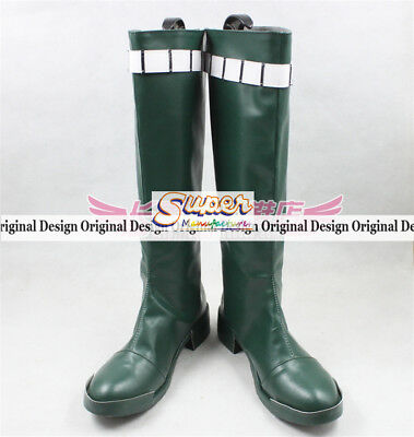 Akame ga Kill! Seryu Ubiquitous Boot Party Shoes Cosplay Boots Custom-made