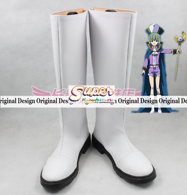 Akame ga Kill! Emperor Boot Party Shoes Cosplay Boots Custom-made