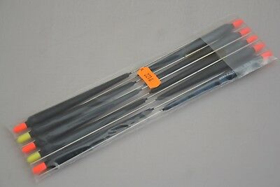 10x ultra tackle alloy stick floats 16no4 trotting river fishing