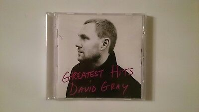 David Gray Greatest Hits 14 Trk CD Very Best Of Collection Singles Grey Babylon