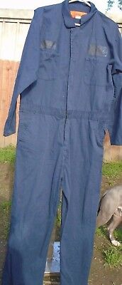 Coveralls Blue or Gray size Large Regular or Short 44 or 46 Chest $10.00