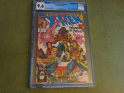 Uncanny X-men 282 CGC 9.6 First Appearance of Bishop