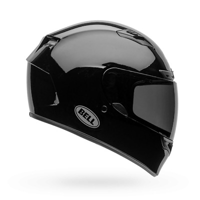 NEW Bell Qualifier DLX ECE Certified Gloss Black from Moto Heaven