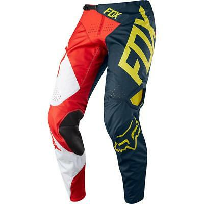 NEW Fox 2018 360 Preme Navy/Red Pant from Moto Heaven